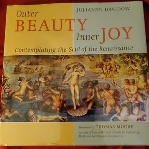 This is a great tabletop book  Outer beauty inner